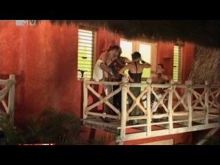 Ночь на вилле: Ночь 5 (09.09.2011). Орхан пытается увести Стаффа у Насти.